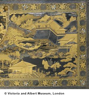 Oriental art tour