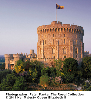 Blue badge guided tour Windsor castle