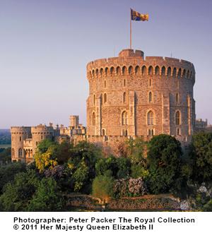 Blue badge guided tour Windsor castle