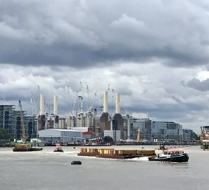 Nine Elms and Battersea Power Station