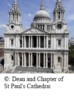 London guided tour St Pauls