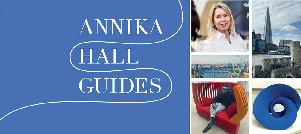 Annika Hall Guides - Brochure
